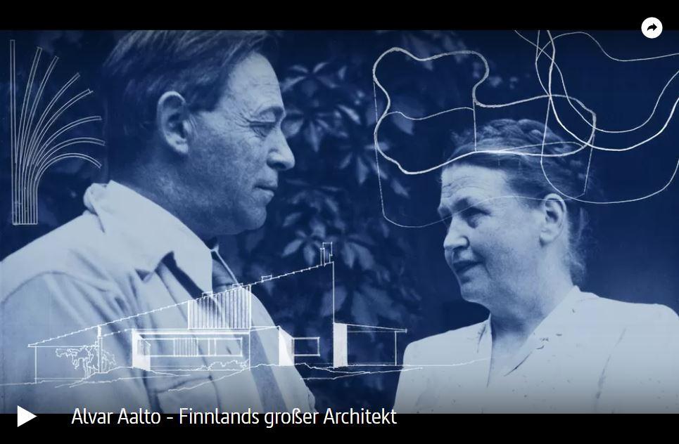 ARTE-Doku: Alvar Aalto - Finnlands großer Architekt