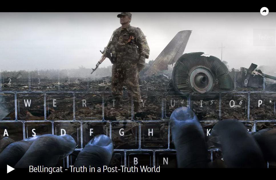 ARTE-Doku: Bellingcat - Truth in a Post-Truth World