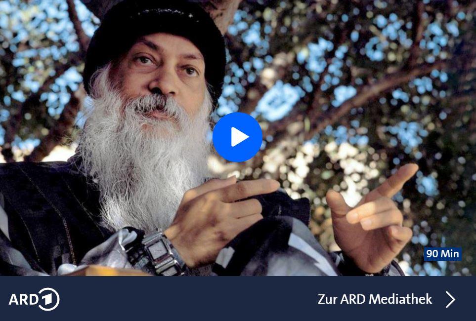 ARD-Doku: Bhagwan - Die Deutschen und der Guru