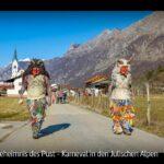 ARTE-Doku: Das Geheimnis des Pust - Karneval in den Julischen Alpen