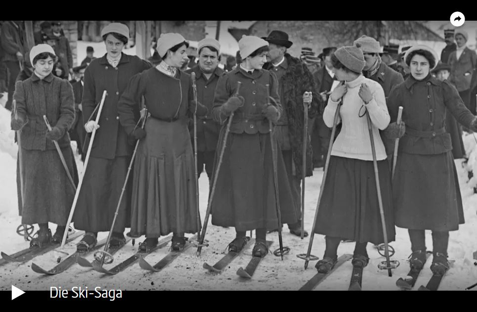 ARTE-Doku: Die Ski-Saga