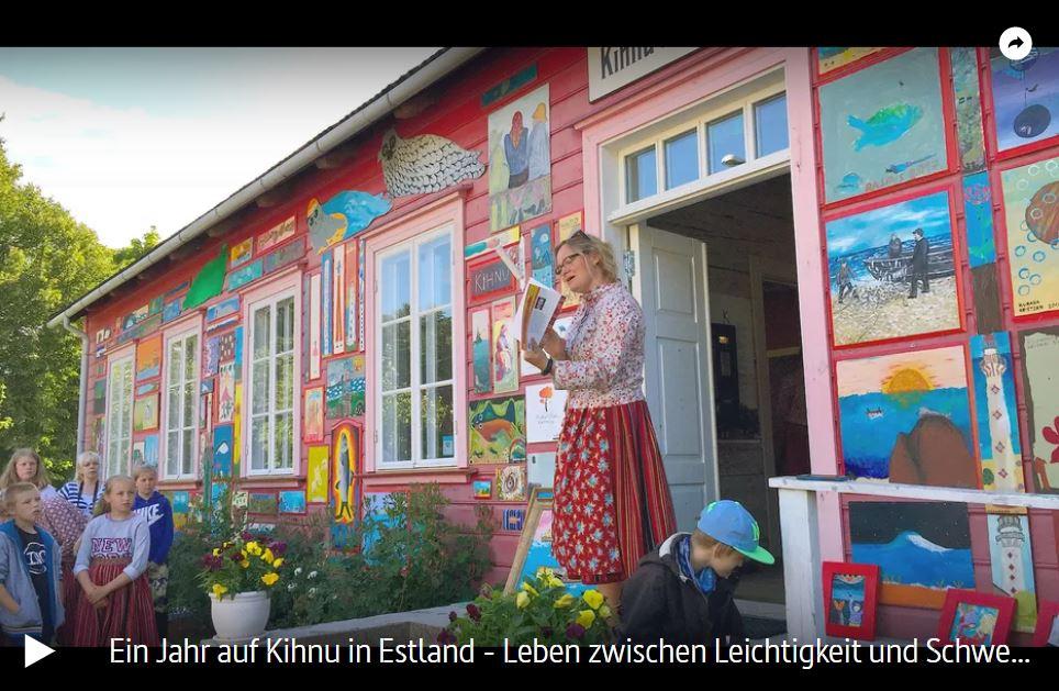ARTE-Doku: Ein Jahr auf Kihnu in Estland - Leben zwischen Leichtigkeit und Schwermut