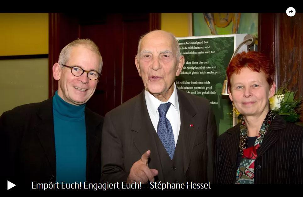 ARTE-Doku: Empört Euch! Engagiert Euch! - Stéphane Hessel