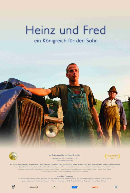 42film: Heinz und Fred // Doku-Empfehlung von Anne Matuschek