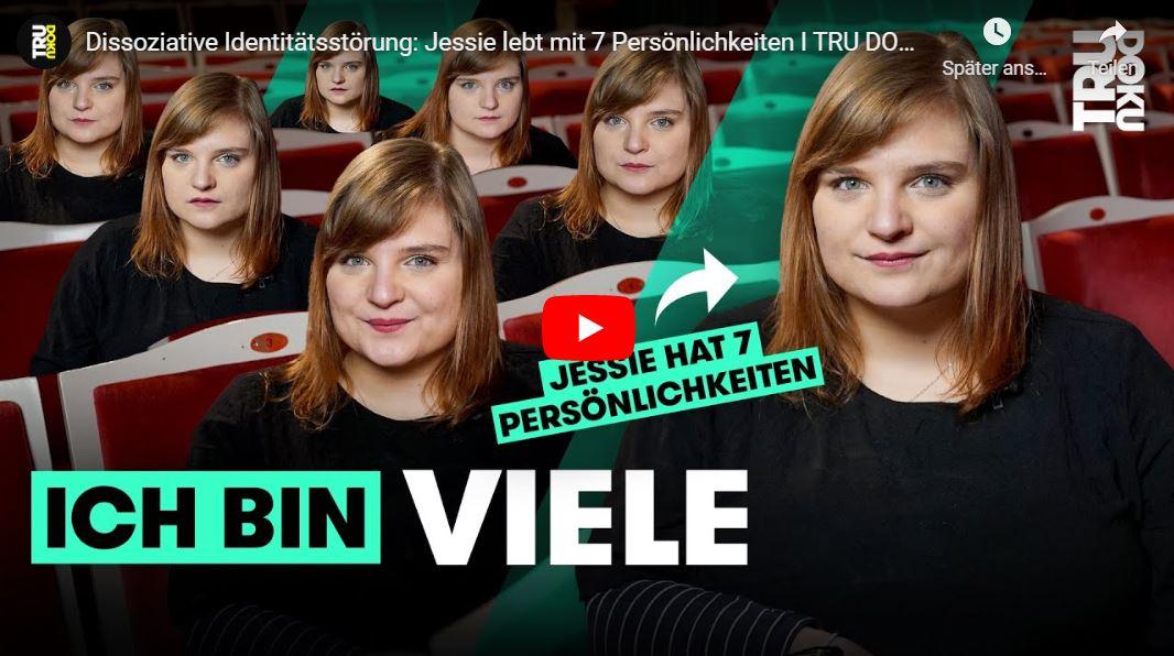TRU DOKU: Dissoziative Identitätsstörung - Jessie lebt mit 7 Persönlichkeiten