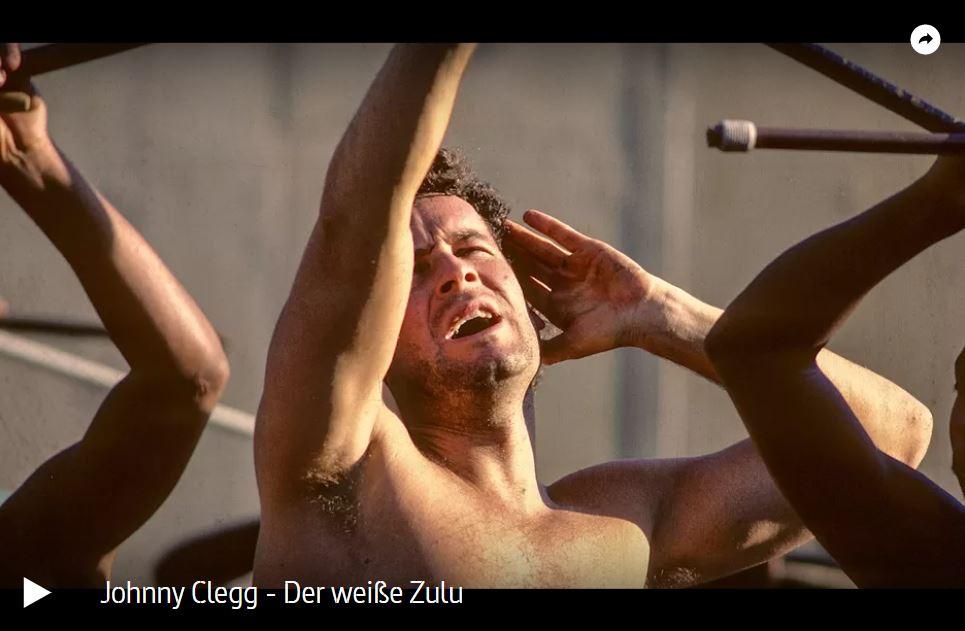 ARTE-Doku: Johnny Clegg - Der weiße Zulu