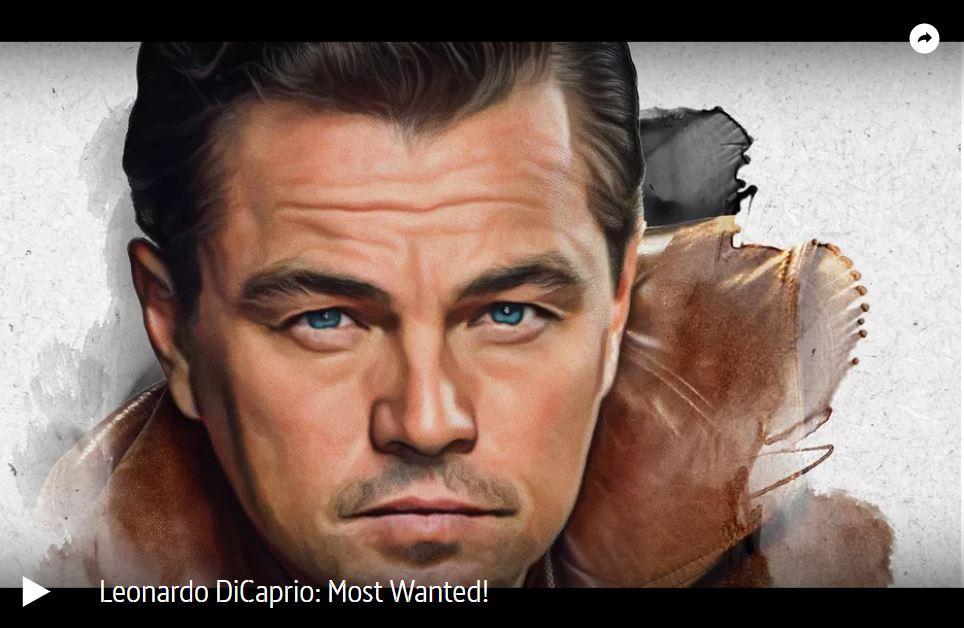 ARTE-Doku: Leonardo DiCaprio - Most Wanted!