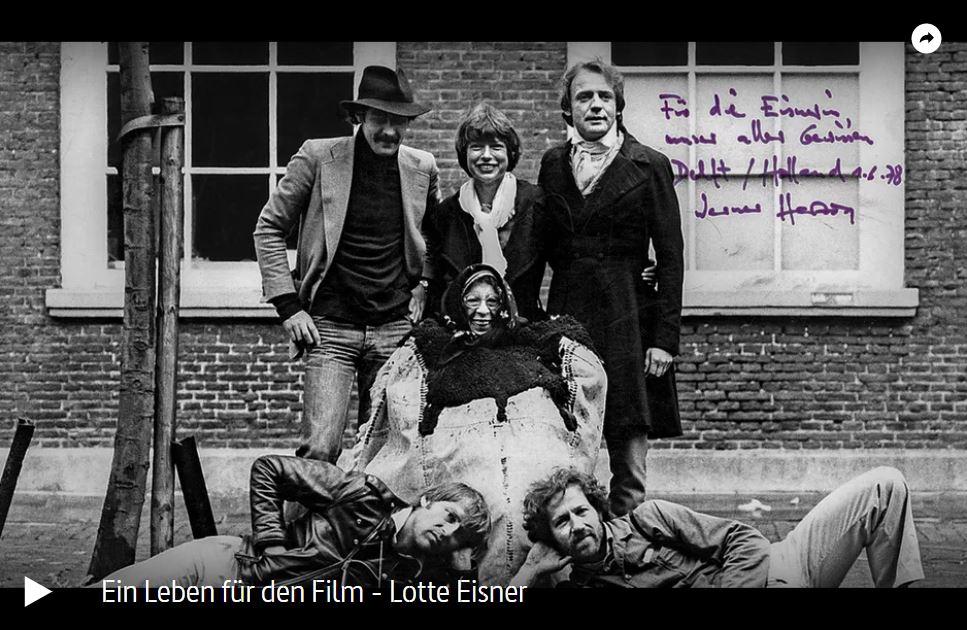 ARTE-Doku: Lotte Eisner - Ein Leben für den Film
