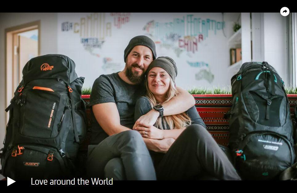 ARTE-Doku: Love around the World