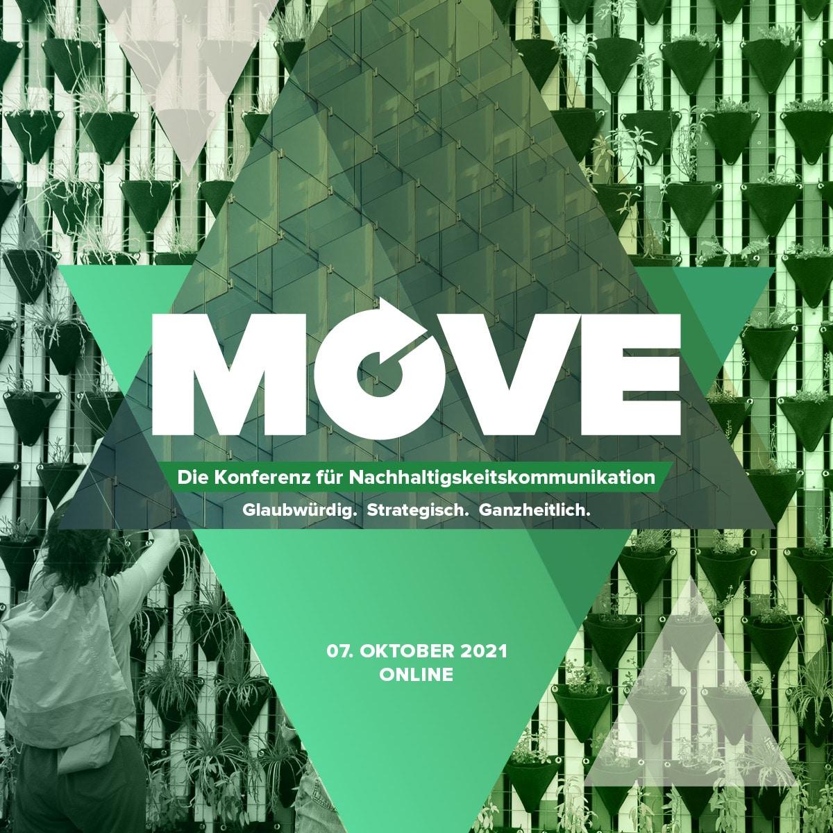 Move 2021 – Konferenz für Nachhaltigkeitskommunikation