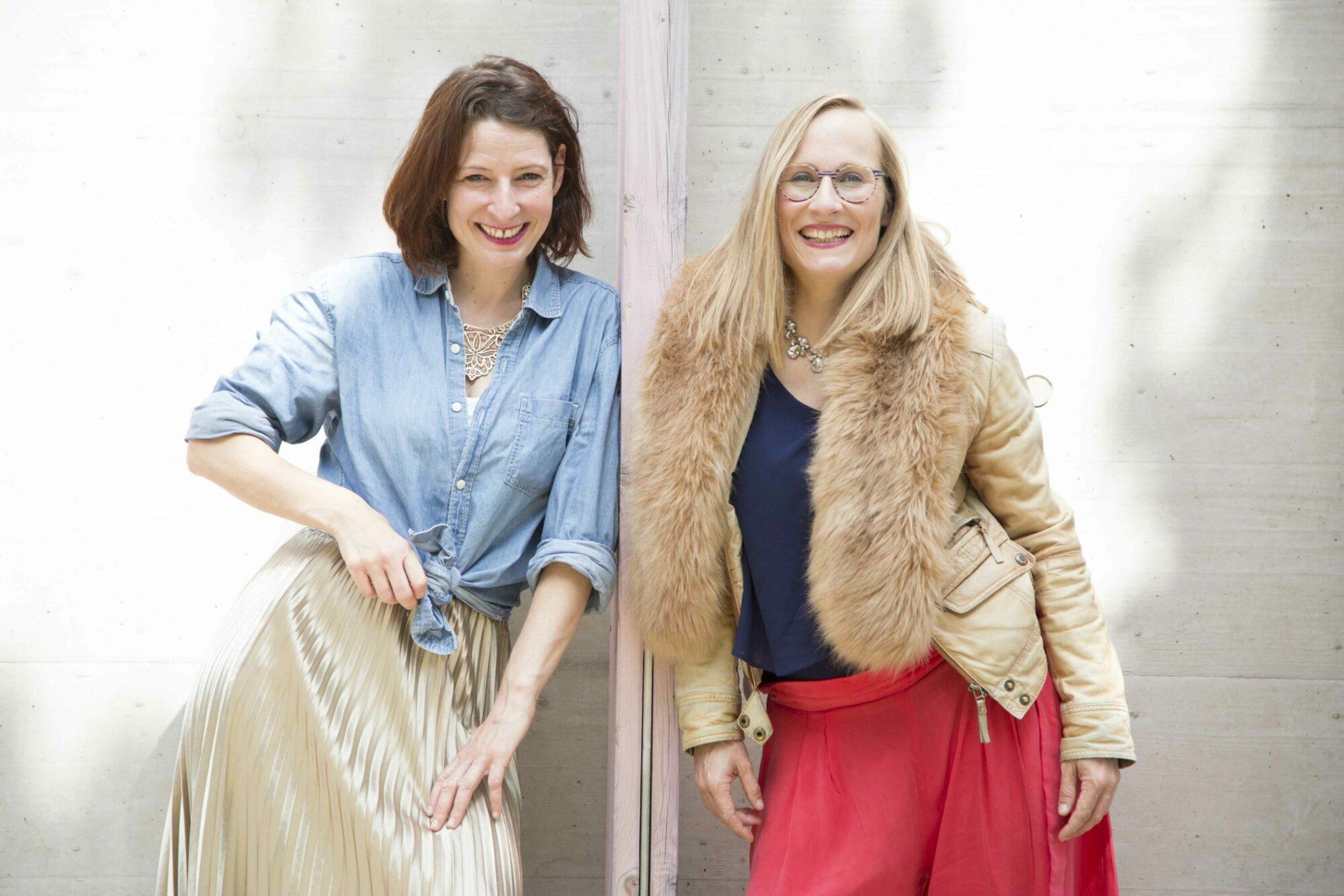 Isabella Kortz und Annette Hildebrand: Wir glauben daran, dass Bücher Leben retten
