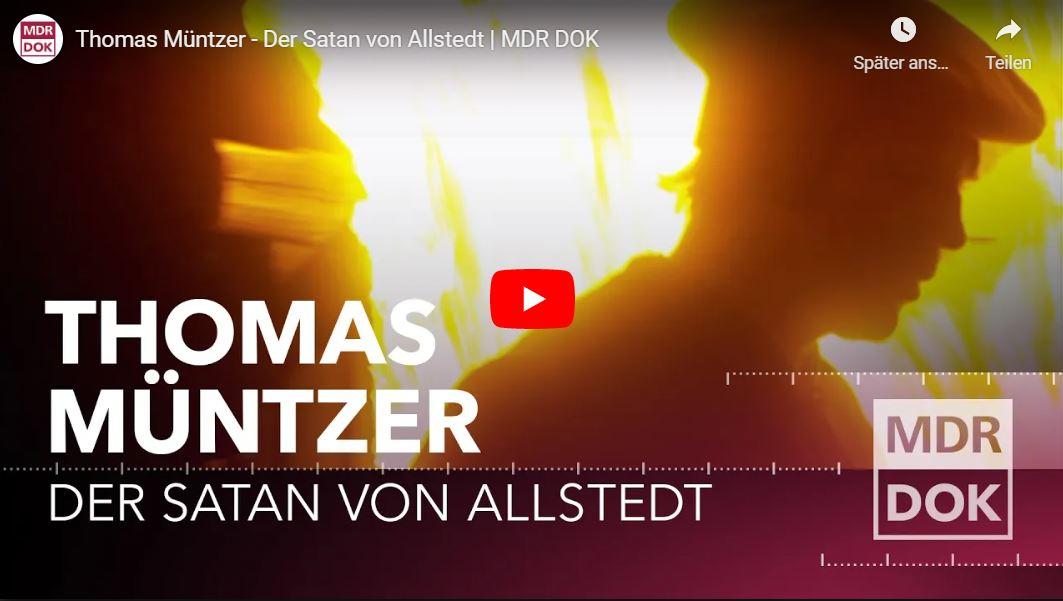 MDR-Doku: Thomas Müntzer - Der Satan von Allstedt