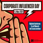 Corporate Influencer Day 2021