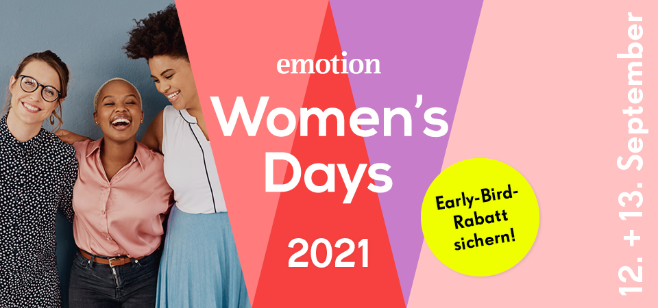 EMOTION Women's Days 2021