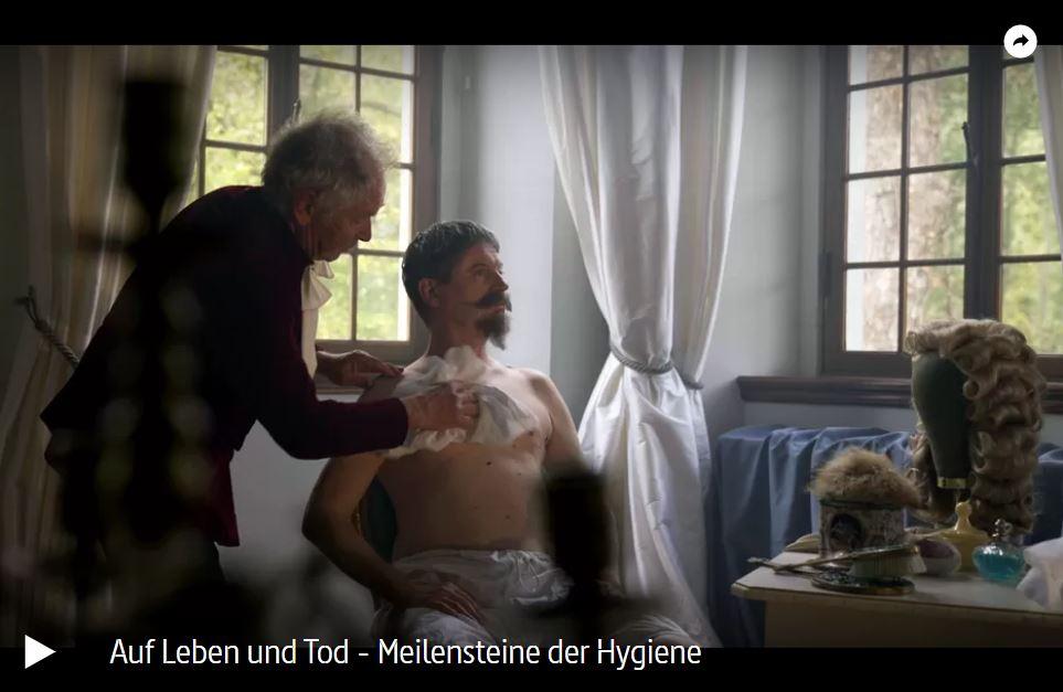 ARTE-Doku: Auf Leben und Tod - Meilensteine der Hygiene