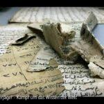 ARTE-Doku: Bücherjäger - Kampf um das Wissen der Welt