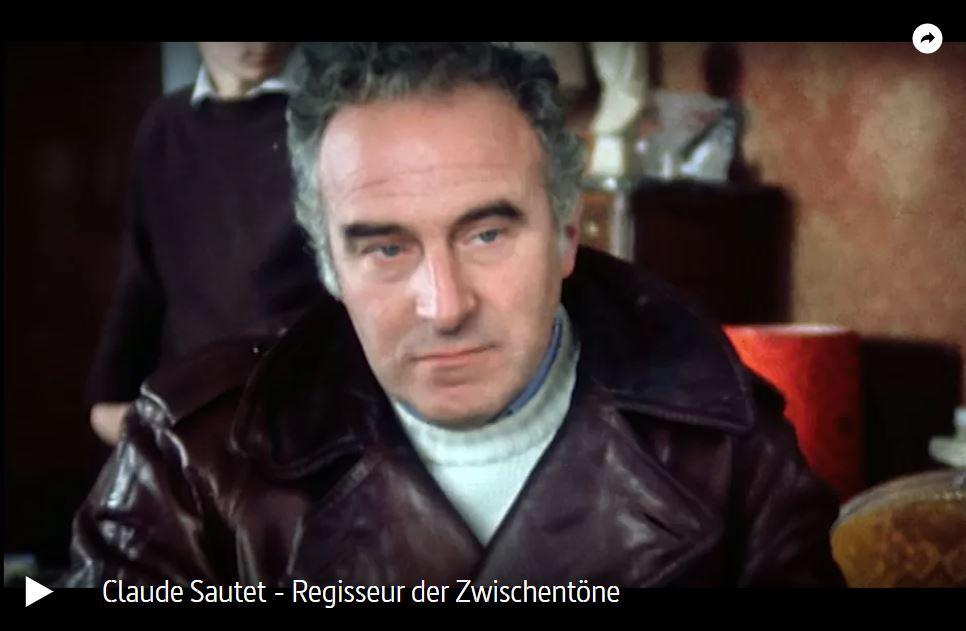 ARTE-Doku: Claude Sautet - Regisseur der Zwischentöne