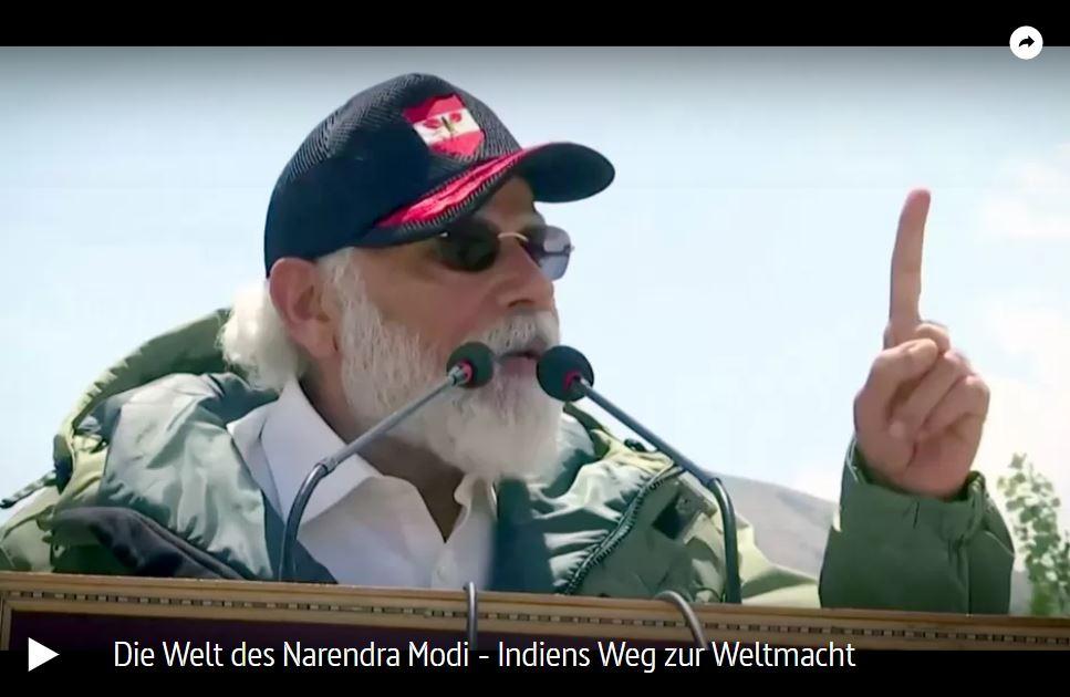 ARTE-Doku: Die Welt des Narendra Modi - Indiens Weg zur Weltmacht