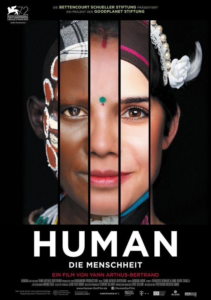 Prime Video: Human - Die Menschheit // Doku-Empfehlung von Dario Nassal