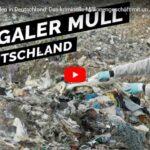 Y-Kollektiv: Illegale Müllhalden in Deutschland - Das kriminelle Millionengeschäft mit unserem Müll