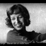 ARTE-Doku: Lotte Lenya - Warum bin ich nicht froh?