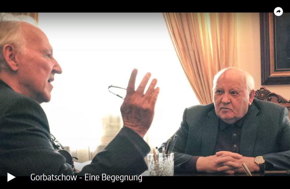 ARTE-Doku: Michail Gorbatschow - Eine Begegnung