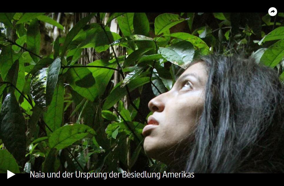 ARTE-Doku: Naia und der Ursprung der Besiedlung Amerikas