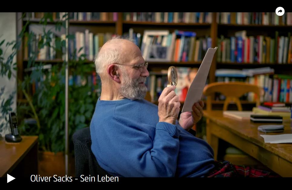 ARTE-Doku: Oliver Sacks - Sein Leben