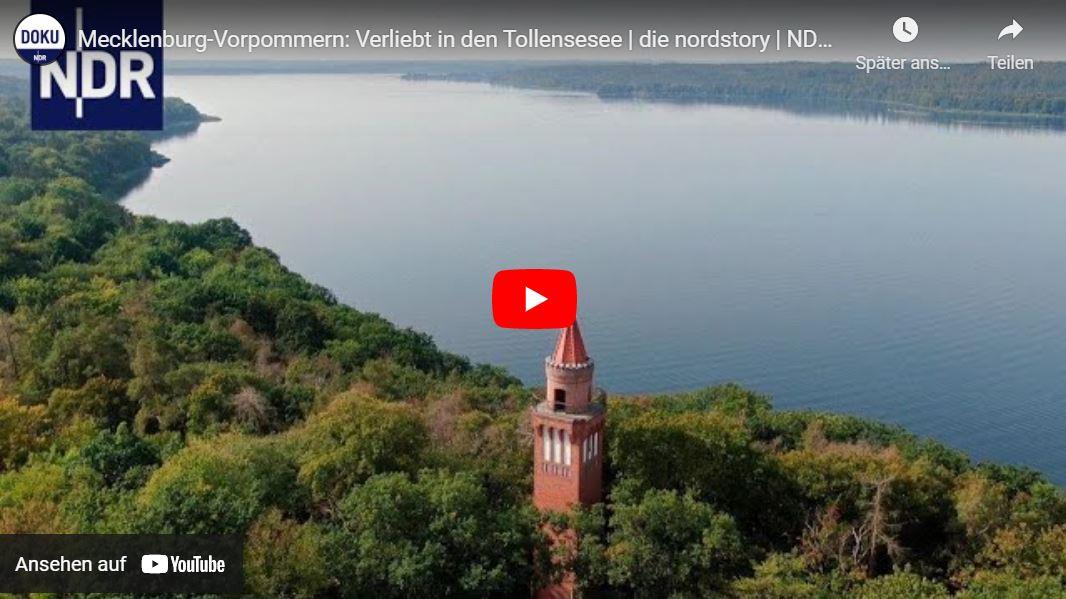 NDR-Doku: Mecklenburg-Vorpommern - Verliebt in den Tollensesee