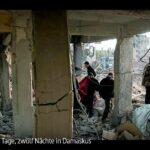 ARTE-Doku: Zwölf Tage, zwölf Nächte in Damaskus