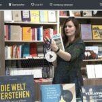 ZDF-Morgenmagazin: ocelot in Berlin - Buchladen trifft Digital