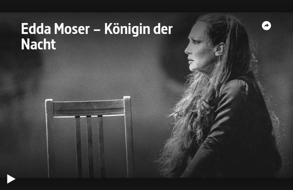 ARTE-Doku: Edda Moser – Königin der Nacht