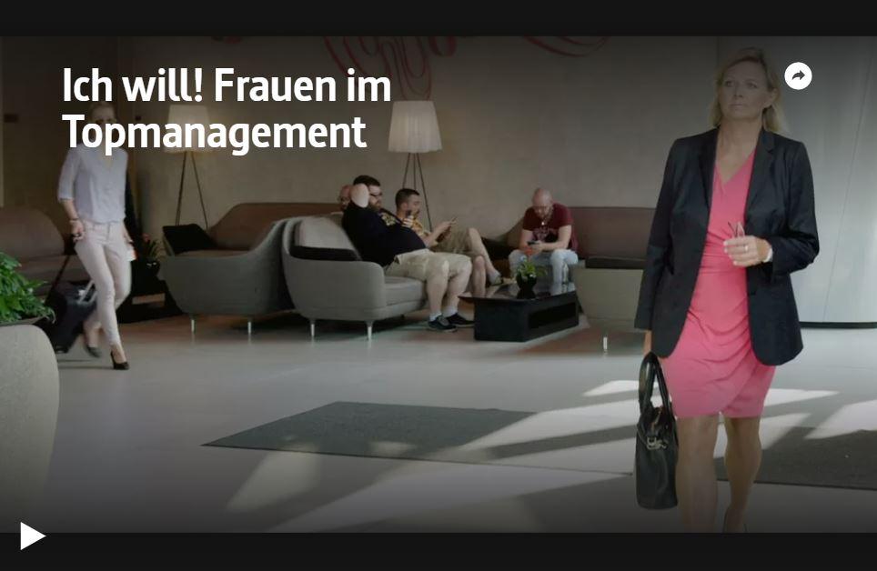 ARTE-Doku: Ich will! Frauen im Topmanagement