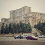 Der Parlamentspalast in Bukarest ist das schwerste Gebäude der Welt