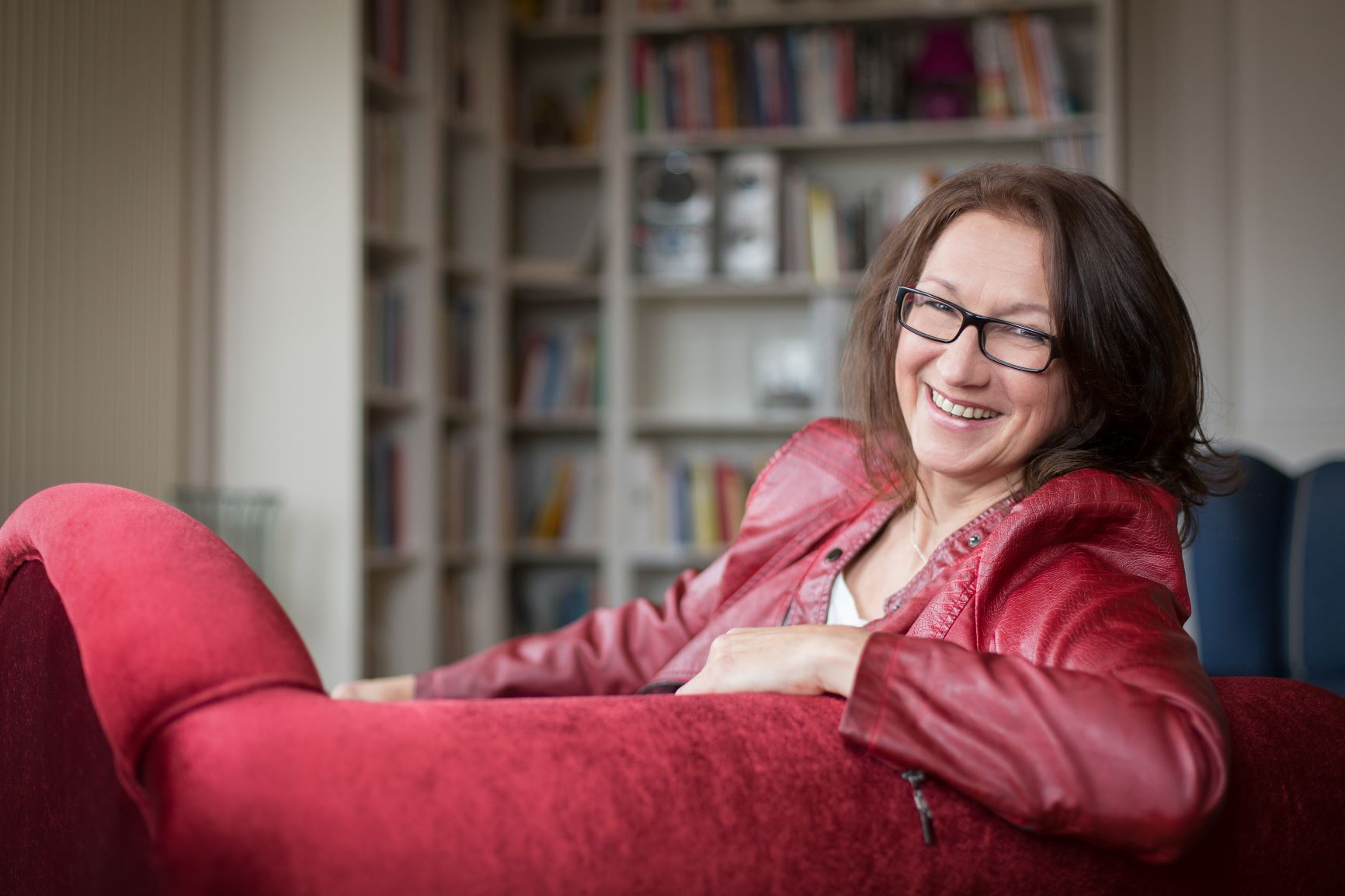 Daniela Pucher: Ich bin Autorenberaterin für Sachbücher