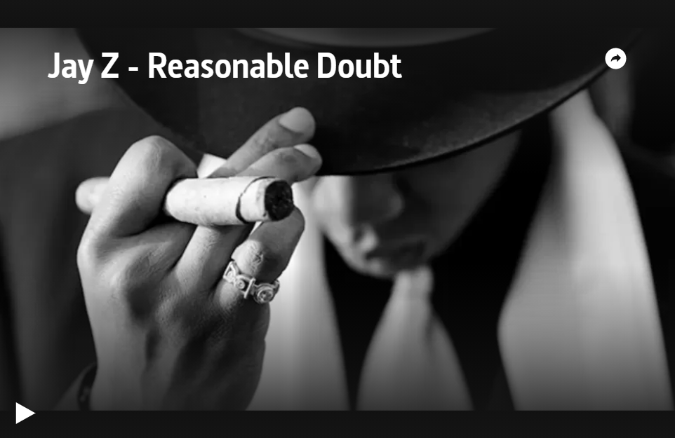 ARTE-Doku: Jay Z - Reasonable Doubt