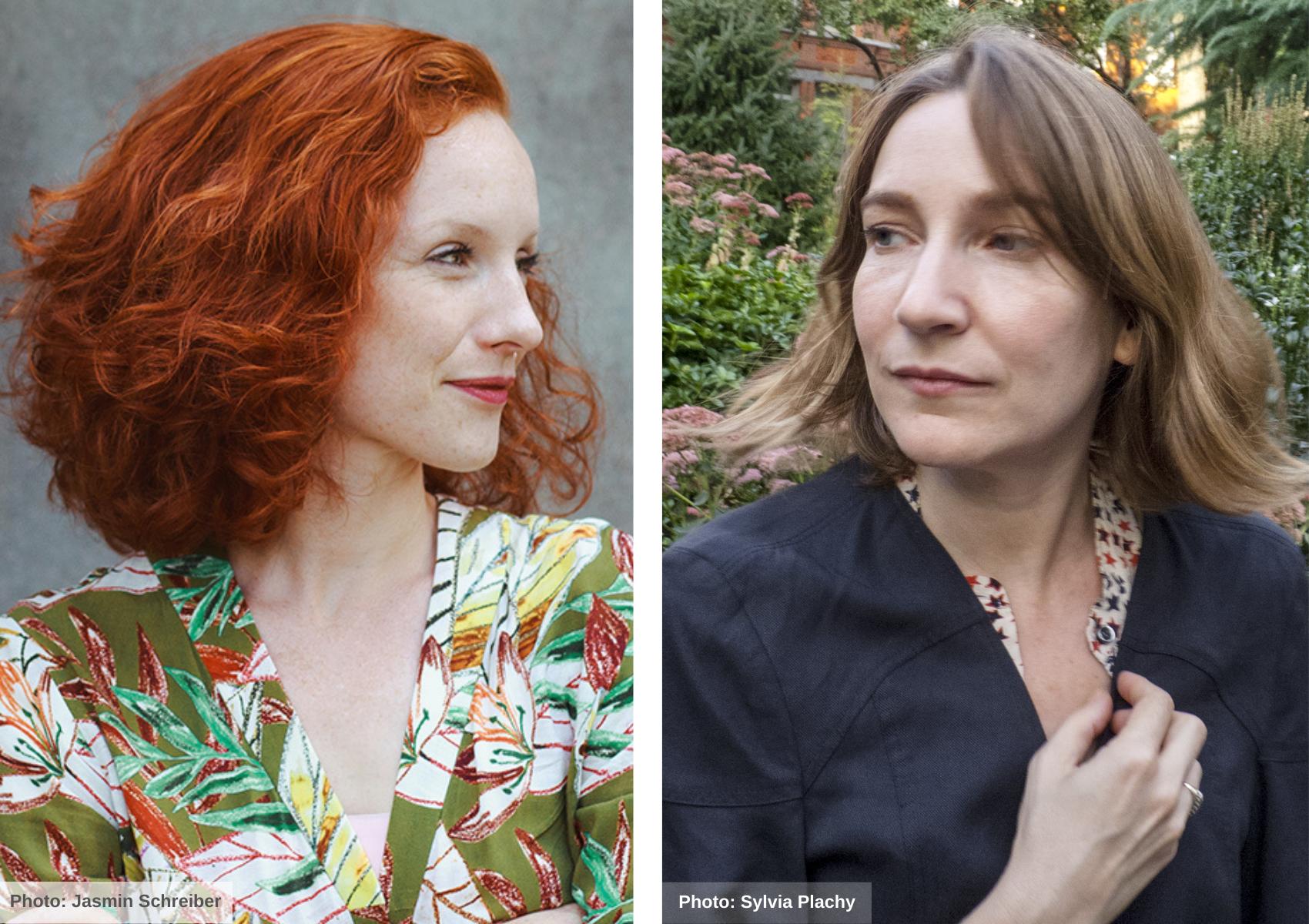 MERMAIDS, STORIES AND SEX – Sheila Heti in conversation with Teresa Bücker