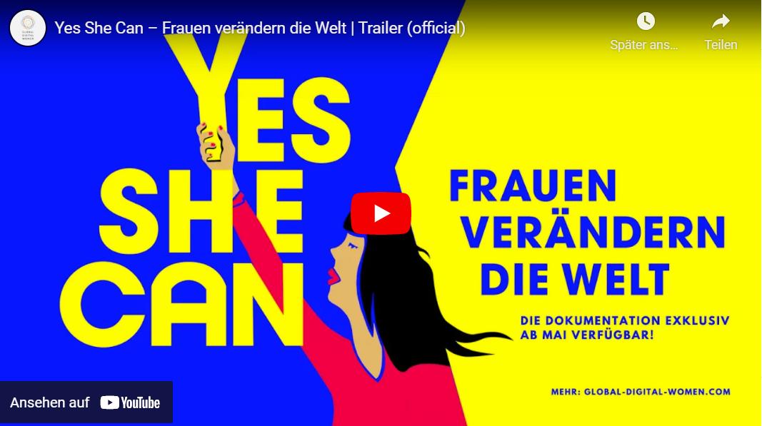Prime Video: Yes She Can - Frauen verändern die Welt