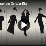 ARTE-Doku: Die Zeichnungen des Christian Dior