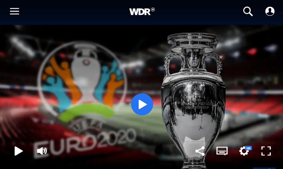 WDR-Doku: EURO 2020 - Die große Sause für die UEFA