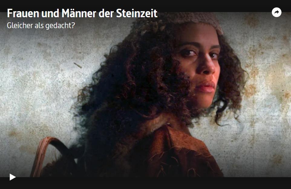 ARTE-Doku: Frauen und Männer der Steinzeit - Gleicher als gedacht?