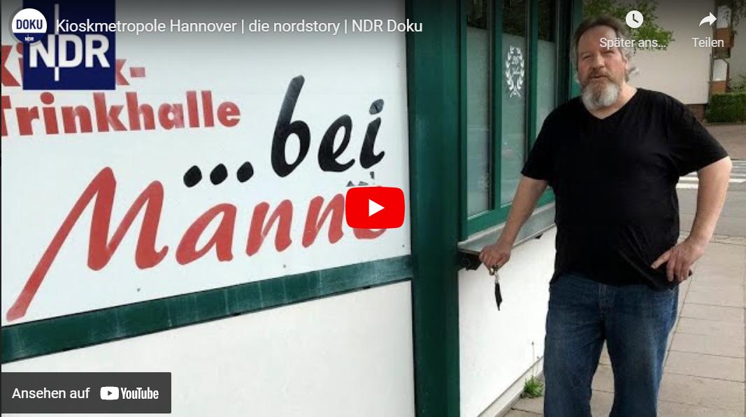 NDR-Doku: Kioskmetropole Hannover