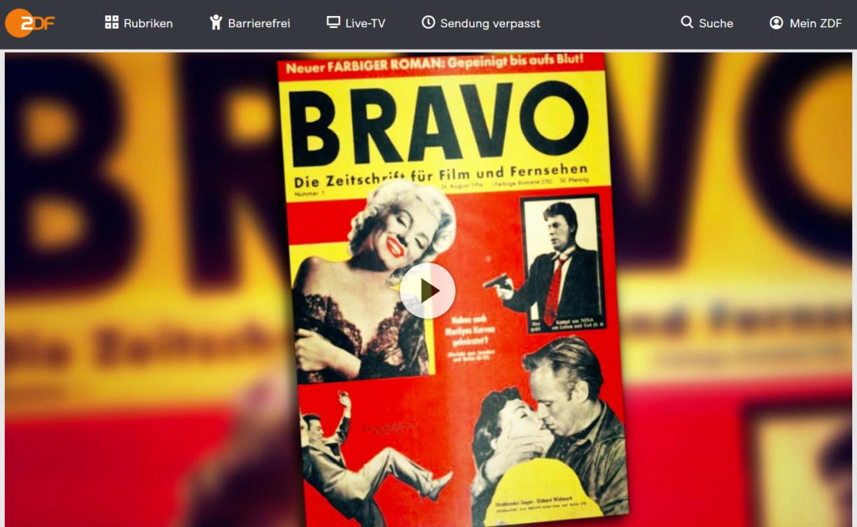 ZDF-Doku: 65 Jahre »Bravo« - Liebe, Stars und Dr. Sommer