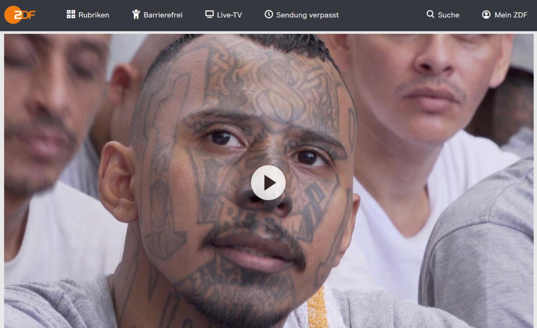 ZDF-Doku: Die Gangs von El Salvador - Jugend ohne Zukunft