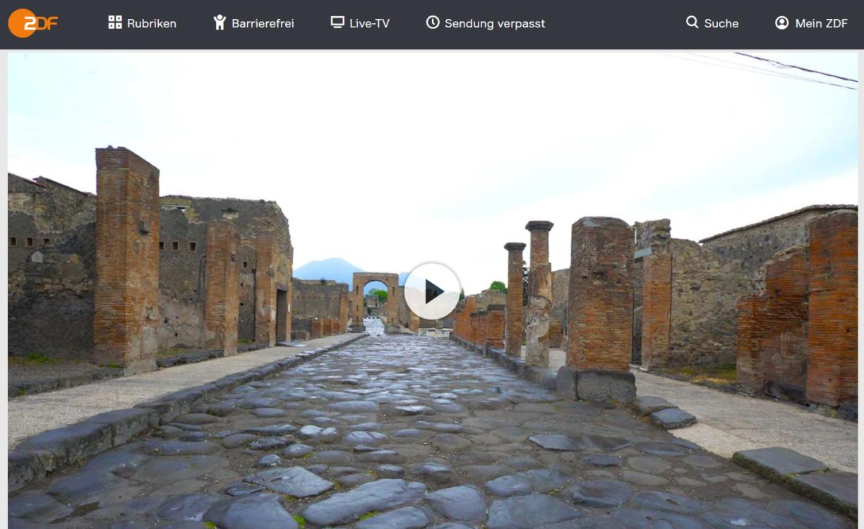 ZDF-Doku: Die Gangs von Pompeji