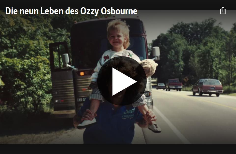 ARTE-Doku: Die neun Leben des Ozzy Osbourne
