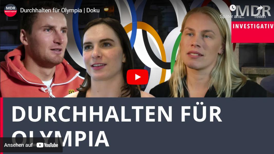 MDR-Doku: Durchhalten für Olympia