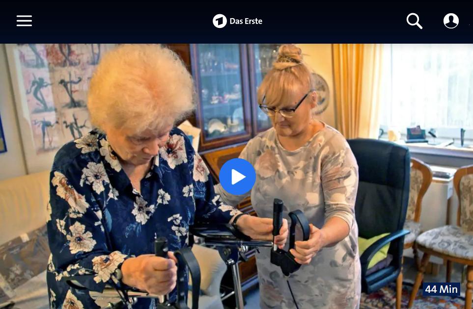 ARD-Doku: Eine Polin für Oma