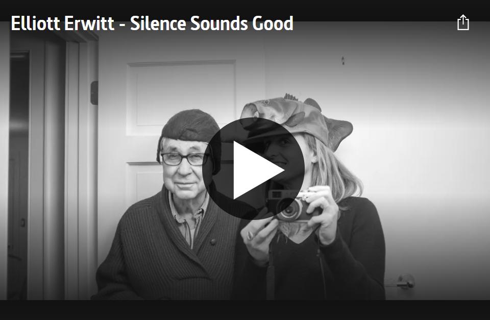 ARTE-Doku: Elliott Erwitt - Silence Sounds Good