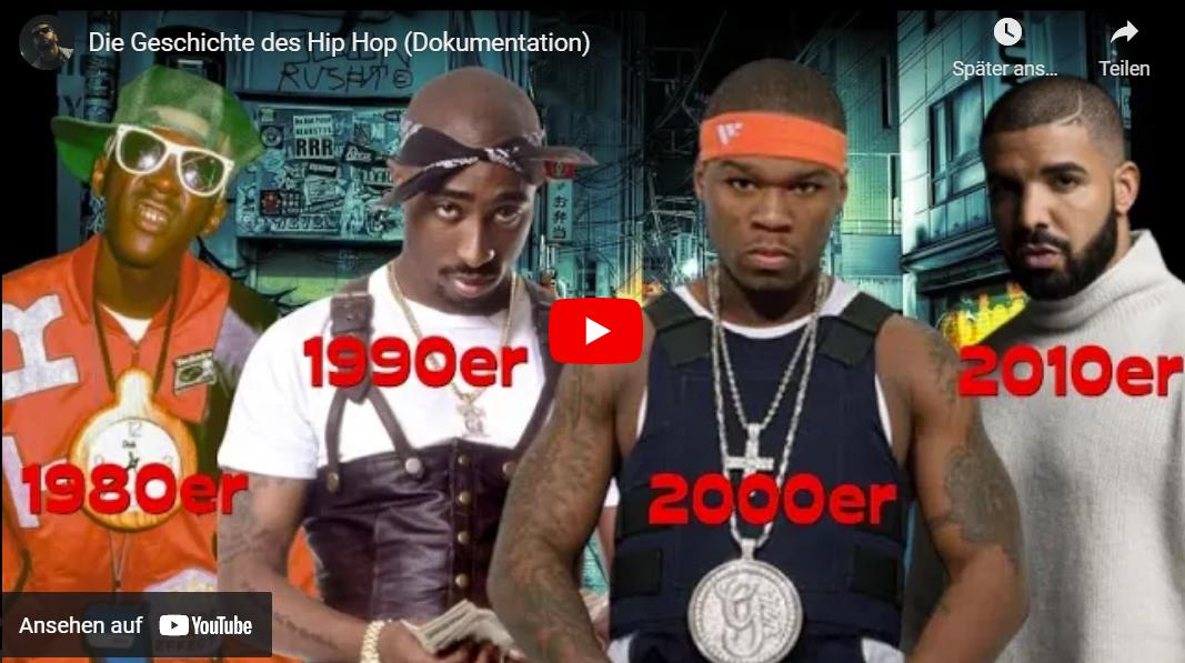 Ben-Bugatty-Doku: Die Geschichte des Hip-Hop